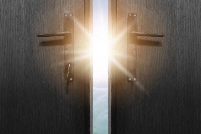石からのメッセージ ~新たな扉が開く~