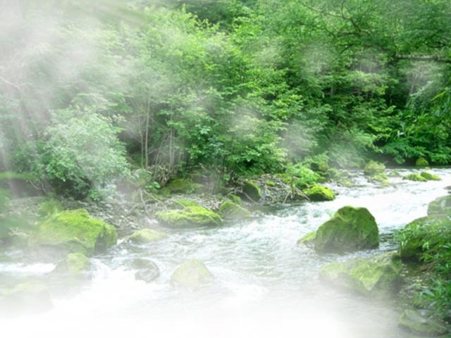 石からのメッセージ ~心穏やかに~