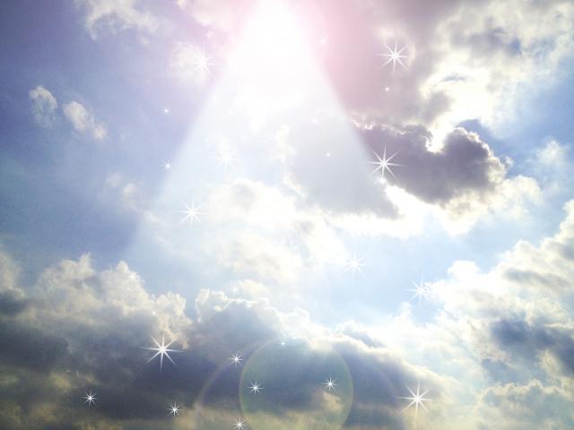 1月28日石からのメッセージ~あなたを包み込む光に向かって~