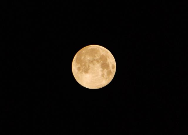 満月の日に宇宙に発注する